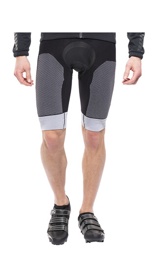 X-Bionic Effektor Biking Power fietsshorts Heren wit/zwart